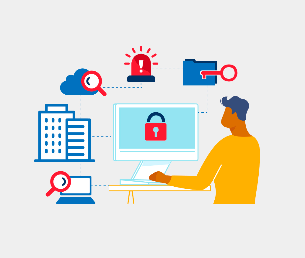 Cyber Alarm Protecting Your Business